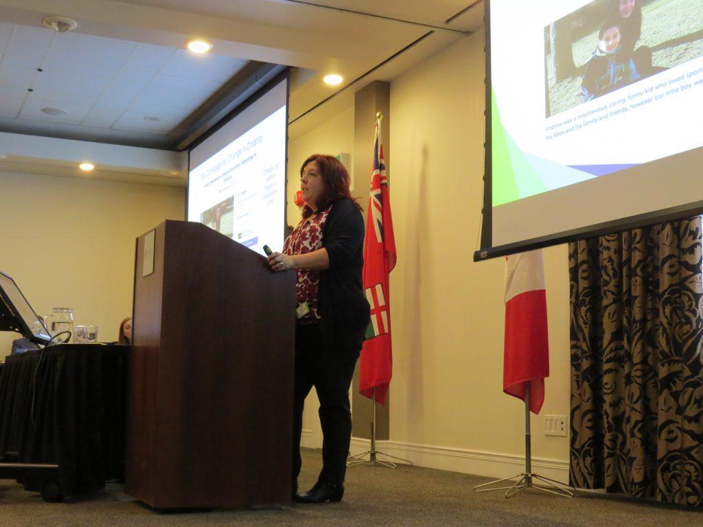 Melissa Sheldrick Public Speaking
